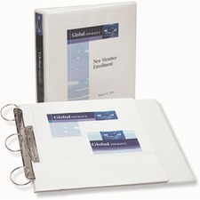 AVE17590 - Avery&reg Flip Back 360 Durable View Binders with Round Rings