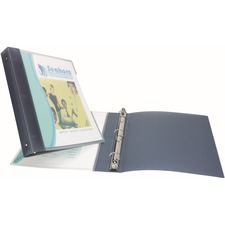 AVE 17676 Avery Flexible View Pocket Presentation Binders AVE17676