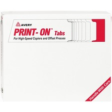 AVE20416 - Avery&reg Copier Tab Dividers