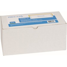 AVE30721 - PRES-a-ply Labels for Pin Fed Printers