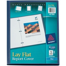 AVE 47780 Avery Lay Flat Report Cover AVE47780