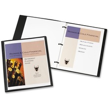 AVE 47781 Avery Lay Flat Report Cover AVE47781