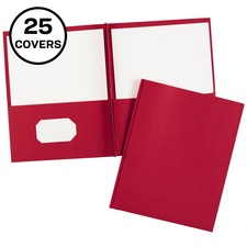 AVE47979 - Avery&reg Two Pocket Folders with Fastener