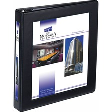 AVE68054 - Avery® Framed View Heavy Duty Binders with One Touch EZD Rings
