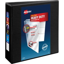 Avery EZD Heavy-Duty Reference View Binders EZD