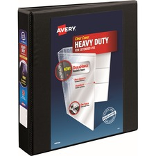 AVE79695 - Avery&reg Heavy-Duty View Binders with Locking One Touch EZD Rings