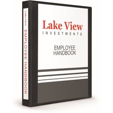 AVE79699 - Avery® Heavy-Duty View Binders with Locking One Touch EZD Rings