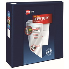 AVE79804 - Avery® Heavy-Duty View Binders with Locking One Touch EZD Rings