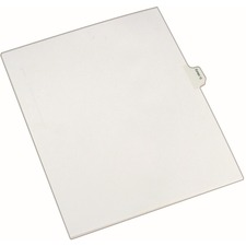 AVE82147 - Avery® Individual Legal Exhibit Dividers - Allstate Style