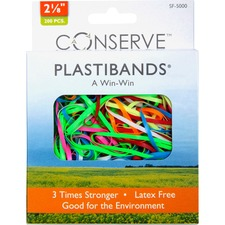 BAUSF5000 - Conserve Plastibands