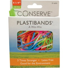 BAUSF6000 - Conserve Plastibands