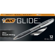 BICVCG11BK - BIC Atlantis Retractable Pens