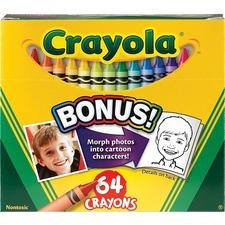 CYO 52064D Crayola Regular Size Crayon Sets CYO52064D