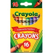 CYO 523016 Crayola Regular Size Crayon Sets CYO523016