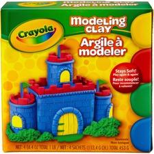 CYO 570300 Crayola Non-Drying Modeling Clay CYO570300