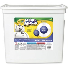 CYO 574400 Crayola Model Magic Modeling Clay CYO574400