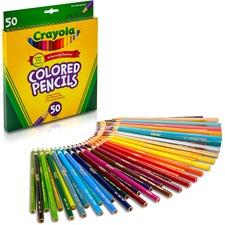 CYO 684050 Crayola Presharpened Colored Pencils CYO684050
