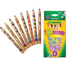 CYO 684108 Crayola Write Start Colored Pencils CYO684108