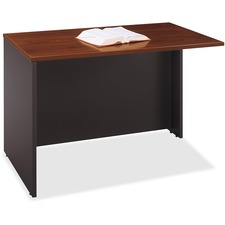 BSH WC24424 Bush Bus. Furn. Series C Cherry/Graphite Desking BSHWC24424