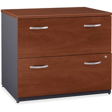 BSH WC24454ASU Bush Bus. Furn. Series C Cherry/Graphite Desking BSHWC24454ASU