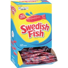 CDB43146 - Cadbury Swedish Fish Soft Candy