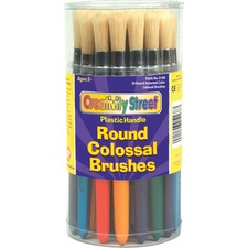 ChenilleKraft Wood Colossal Brushes