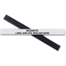 CLI 87207 C-Line Hol-Dex Magnetic Shelf/Bin Label Holders CLI87207