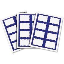 CLI 92365 C-Line Laser/Inkjet Self-adhesive Name Badges  CLI92365