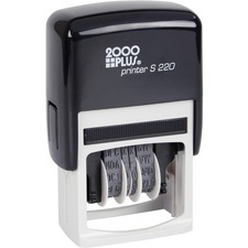 COS 010129 Cosco 6-Year Band Self-Inking Dater COS010129