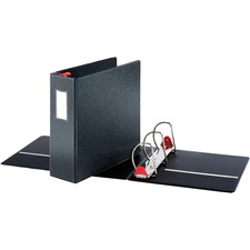 CRD 18051 Cardinal Prestige D-Ring Binders w/ Label Holders CRD18051