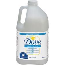 Diversey Dove Moisture Gentle Hand Cleaner - 3.79 L - Hand - White - Moisturizing - 1 Each