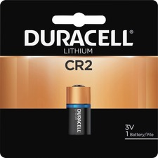 DUR DLCR2BPK Duracell Ultra 3-Volt Digital Camera Battery DURDLCR2BPK