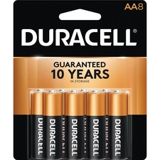 Duracell Coppertop Alkaline AA Battery - MN1500 - For Multipurpose - AA - Alkaline