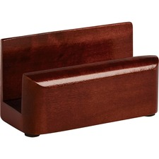 ROL 23330 Rolodex Wood Tone Business Card Holders ROL23330