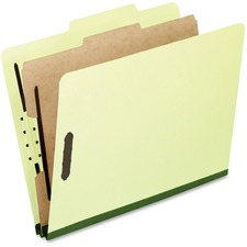 PFX 1157G Pendaflex Pressboard Cover Classification Folders PFX1157G