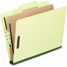 PFX 1157G Pendaflex Pressboard Cover Classification Folders PFX1157G