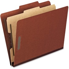PFX 1157R Pendaflex Pressboard Cover Classification Folders PFX1157R