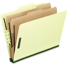 PFX 1257G Pendaflex 6 Section Classification Folders PFX1257G