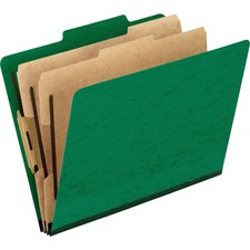 PFX 1257GR Pendaflex Pressguard Classification Folders PFX1257GR