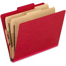 PFX 1257SC Pendaflex Pressguard Classification Folders PFX1257SC