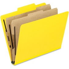 PFX 1257Y Pendaflex Pressguard Classification Folders PFX1257Y