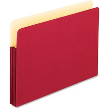 PFX 1526EROX Pendaflex Colored Expanding File Pockets PFX1526EROX