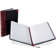 BOR 21300R Boorum 21 Srs Ruled Columnar Books BOR21300R