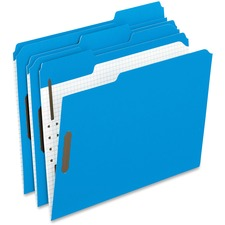 PFX 21301 Pendaflex 1/3 Cut Colored Fastener Folders PFX21301