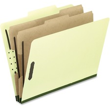 PFX 2257G Pendaflex 6 Section Classification Folders PFX2257G