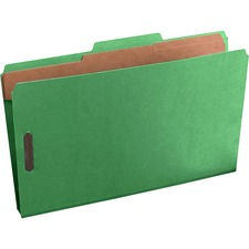 PFX 2257GR Pendaflex Pressguard Classification Folders PFX2257GR