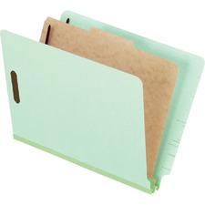 PFX 23214 Pendaflex Pressbrd End Tab Classification Folders PFX23214