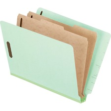 PFX 23224 Pendaflex Pressbrd End Tab Classification Folders PFX23224