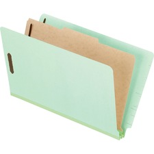 PFX 23314 Pendaflex Pressbrd End Tab Classification Folders PFX23314