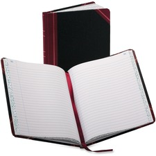 BOR 38150R Boorum 38 Series Account Books BOR38150R